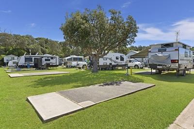 Central Coast Caravan Parks